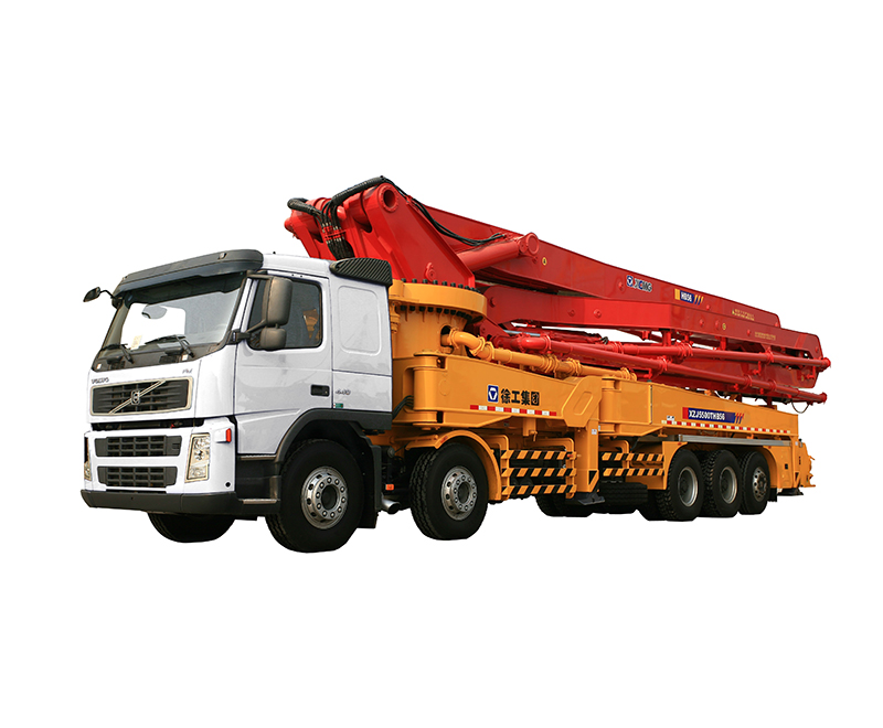 CPCS A06 Concrete Pump - Truck Mounted Boom Test Answers
